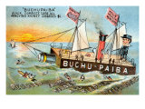 Buchu Paiba Quick Complete Cure All Posters