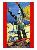 Dux Astroman Poster