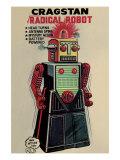 Cragstan Radical Robot Print