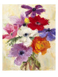 Petit Fleur 4 Giclee Print by Dale Payson