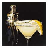 Lemon Drop Giclee Print by Ray Pelley