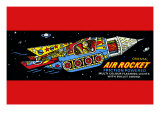 Oriental Air Rocket Prints
