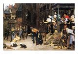 The Return of The Prodigal Son Prints by James Tissot
