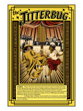 The Jitterbug Posters by Wilbur Pierce