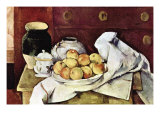 Still Life Prints by Paul Cezanne