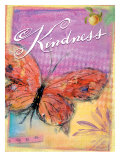 Spirit of Kindness Print by Flavia Weedn