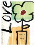 Love Grows Everyday Posters by Flavia Weedn