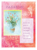 Passion of the Soul Affiches par Flavia Weedn