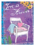Love is Forever Giclee Print by Flavia Weedn