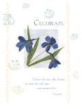 Celebrate Giclee Print