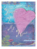 Forever in My Heart Giclee Print by Flavia Weedn