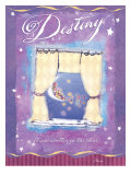 Destiny Written in the Stars Affiches par Flavia Weedn