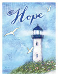 Hope's Beacon Giclee Print by Flavia Weedn