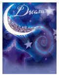 Celestial Dreams II Prints by Flavia Weedn