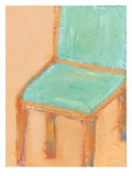 Green Chair Giclee Print by Flavia Weedn