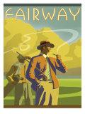 Fairway Giclee Print