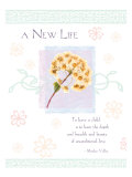 A New Life Giclee Print