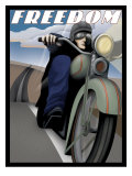 Freedom Rider Giclee Print