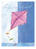 Life is Sweet II Affiches par Flavia Weedn