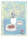 Sweet Life Posters by Flavia Weedn