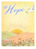 Hope Soars Print by Flavia Weedn