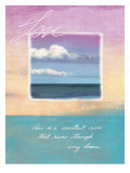 Love's Horizon Poster