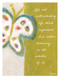 Wonder of Life Affiches par Flavia Weedn