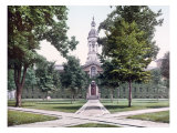 Nassau Hall Princeton University New Jersey Giclee Print
