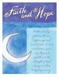 Faith and Hope Reproduction procédé giclée par Flavia Weedn