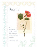 Believe II Prints