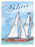Believe in Your Dreams Prints by Flavia Weedn