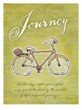 Life's Journey Print by Flavia Weedn