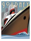 Ocean Journey Giclee Print