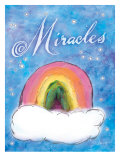 Rainbow of Miracles Art par Flavia Weedn