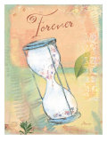 Forever in Time Affiches par Flavia Weedn