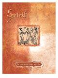 Let Your Spirit Dance Lámina giclée