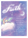 Light of Faith Art par Flavia Weedn