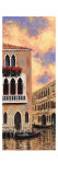 Venice Sunset II Giclee Print by D. J. Smith