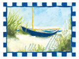 Little Row Boat Giclee Print by Flavia Weedn