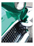 Tail Fins And Two Tones III Posters by Mike Patrick