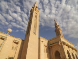 Central Mosque of Nouakchott, Mauritania, Africa, Photographic Print