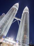 Petronas Towers, Kuala Lumpur, Malaysia, Southeast Asia, Asia Photographic Print by Christian Kober
