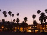 Cabrillo Boulevard, Santa Barbara Harbor, California, United States of America, North America Photographic Print by Richard Cummins