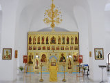 Altar Area of Newly-Built Russian Orthodox Cathedral in Havana's Historic Centre, Cuba Photographic Print by John Harden