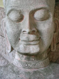 Buddha Statue, Forges-Les-Eaux, Seine Maritime, France, Europe Photographic Print by  Godong