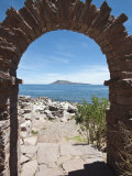 Taquile Island, Lake Titicaca, Peru, South America Photographic Print by Michael DeFreitas