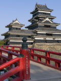 16th Century Matsumoto Castle, Mostly Original Construction and National Treasure of Japan, Nagano Photographic Print