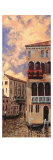 Venice Sunset I Giclee Print by D. J. Smith