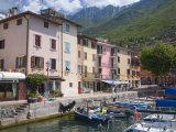 Brenzone on the Eastern Shore of Lake Garda, Verona, Veneto, Italy Photographic Print by Ruth Tomlinson