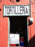 Tortilleria (Tortilla Shop), Guanajuato, Guanajuato State, Mexico, North America Photographic Print by Wendy Connett